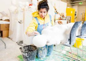 Foundation Diploma in Art & Design – Kingston University