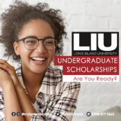 Announcement: LIU offers up to full-tuition scholarships UG