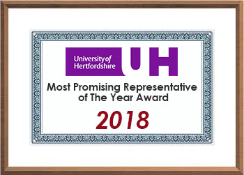 University_of_Hertfordshire_TGM_Award