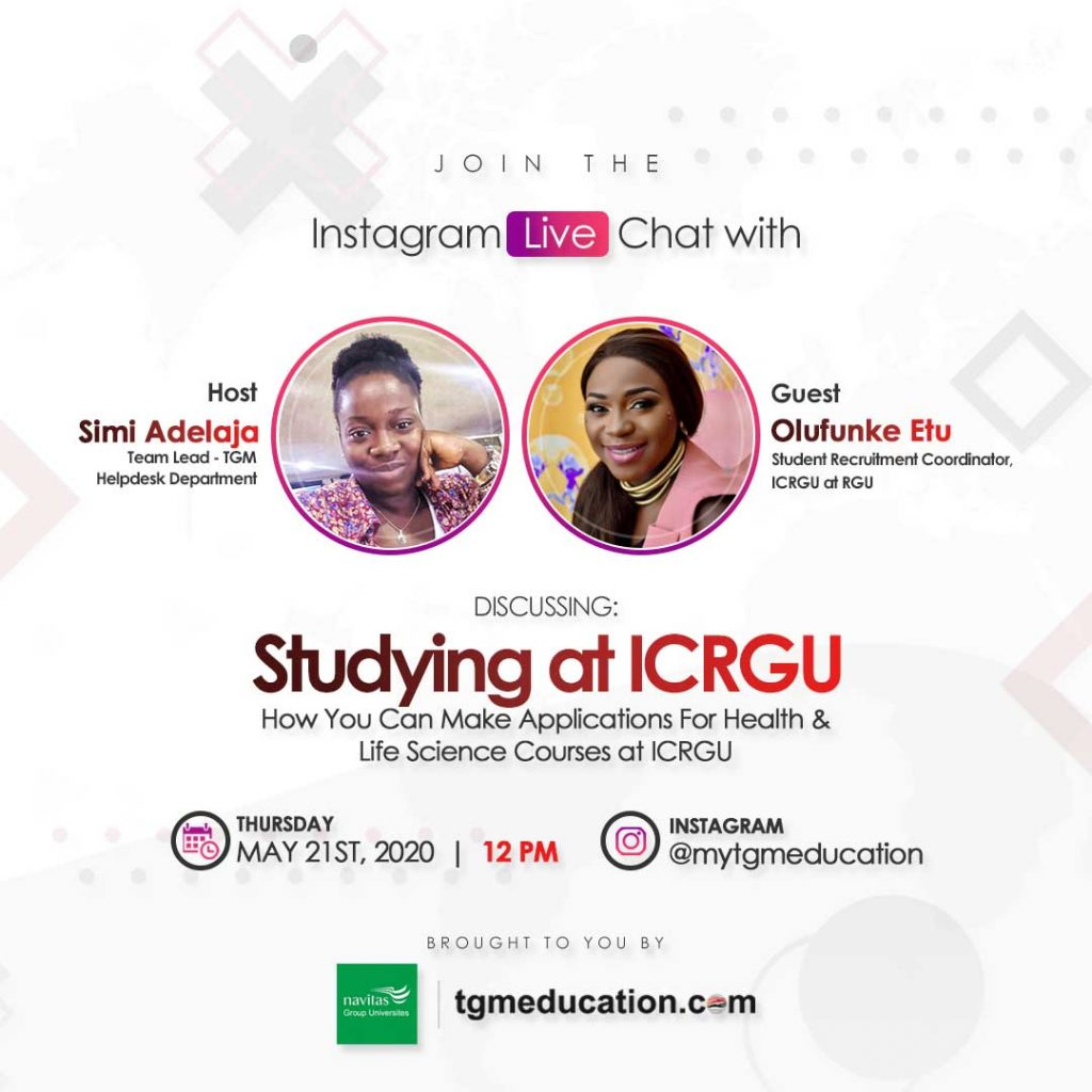 Explore Your Study Options at ICRGU with NAVITAS