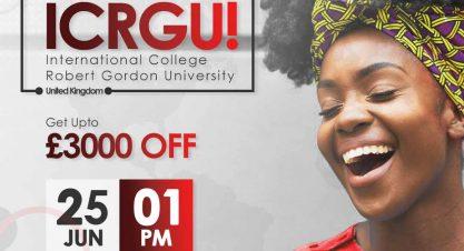 ICRGU Visits To TGM Education (Lagos Office)