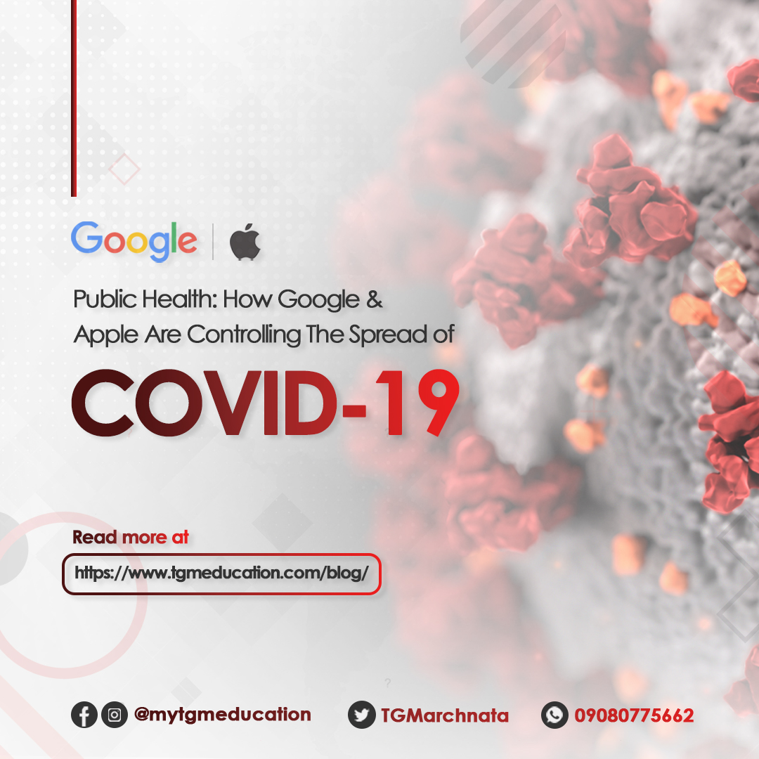 Public Health How Google Is Controlling The Spread of COVID-19