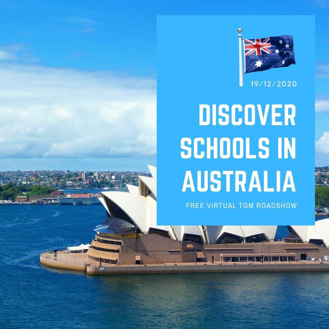 Study in Australia Study Abroad Fair