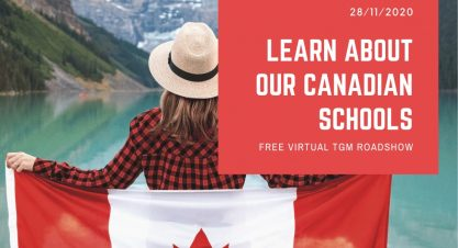 Study in Canada Study Abroad Fair
