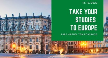 Study in Europe Study Abroad Fair