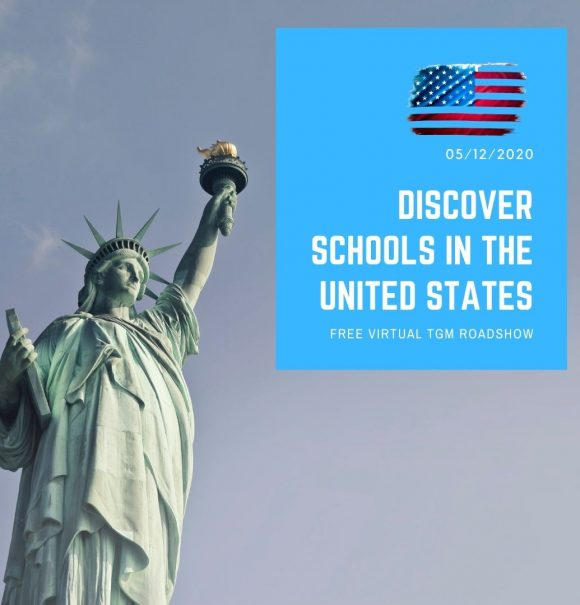 Study in The United States of America with TGM Education