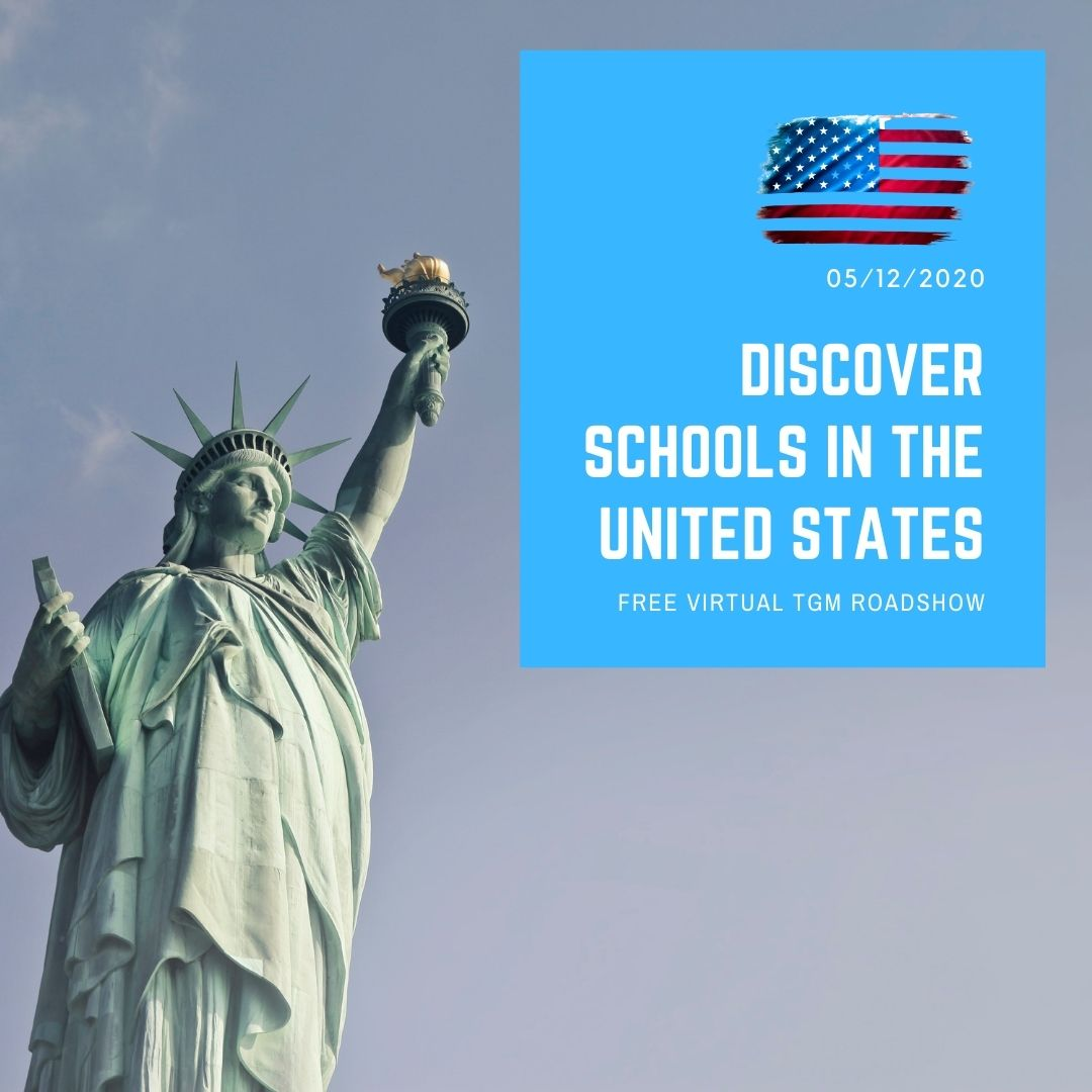 Study in USA Study Abroad Fair