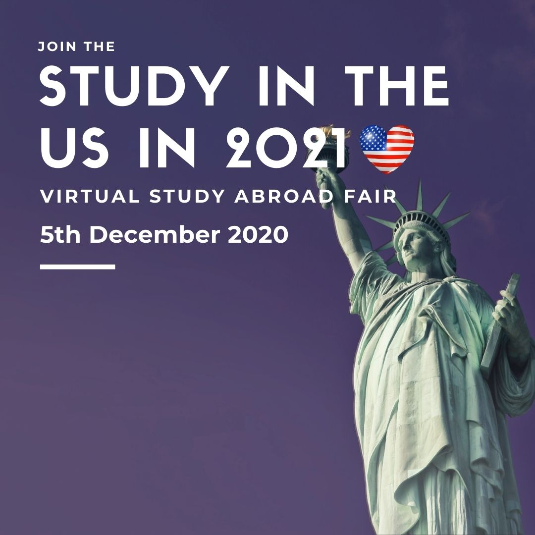 Study in USA with TGM Education