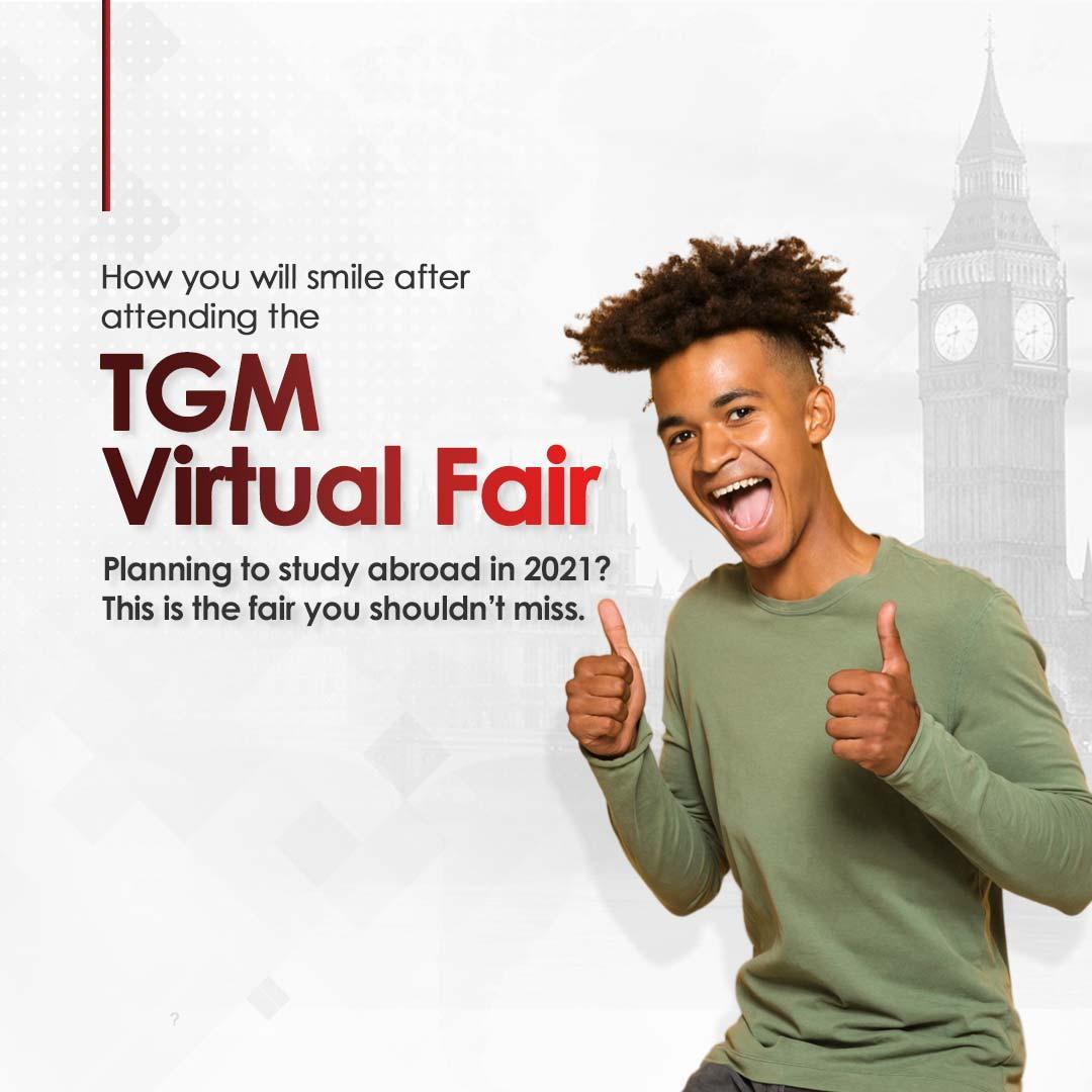 TGM Virtual Fair