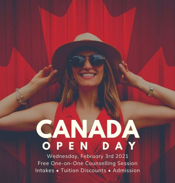 Canada Open Day