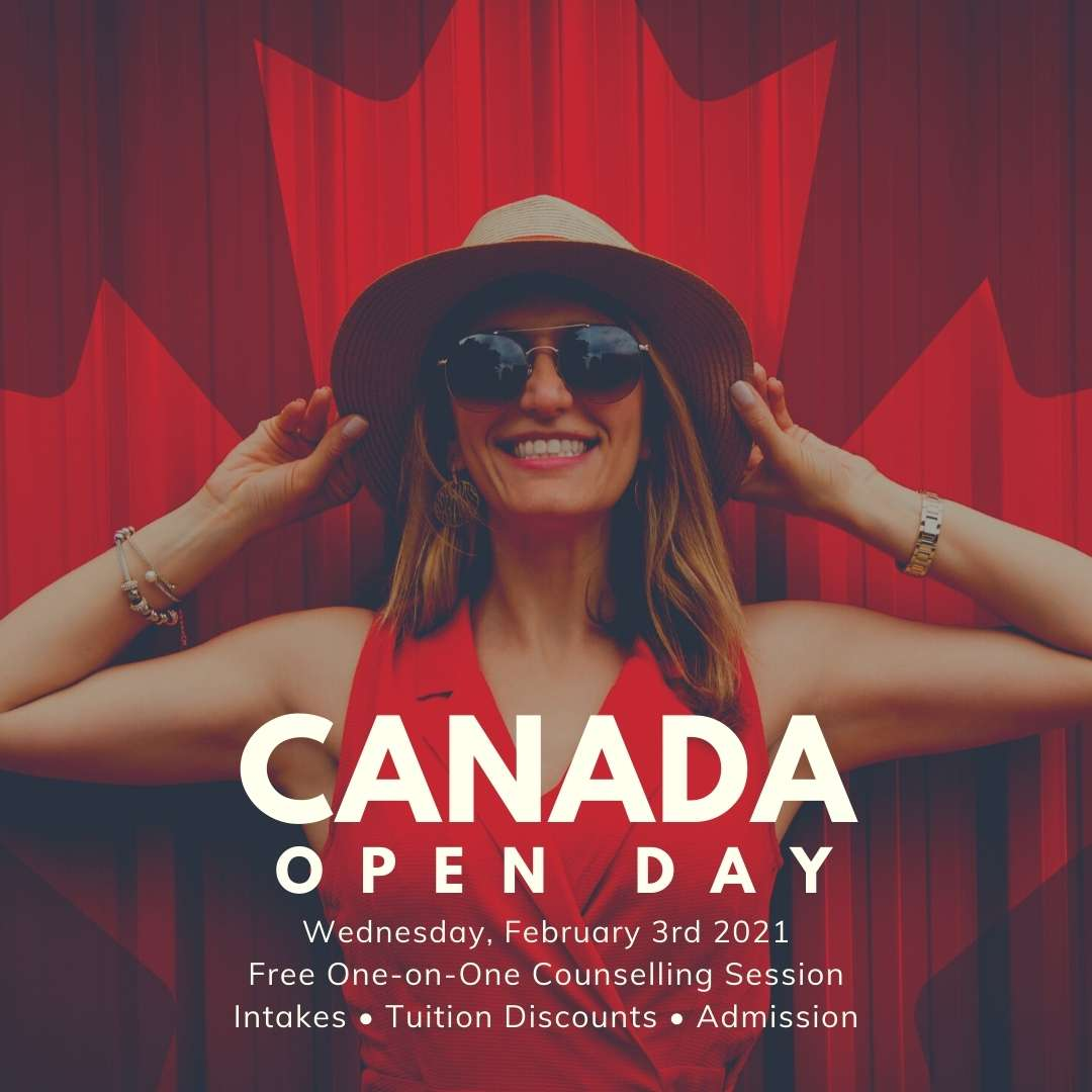 Canadian Open Day