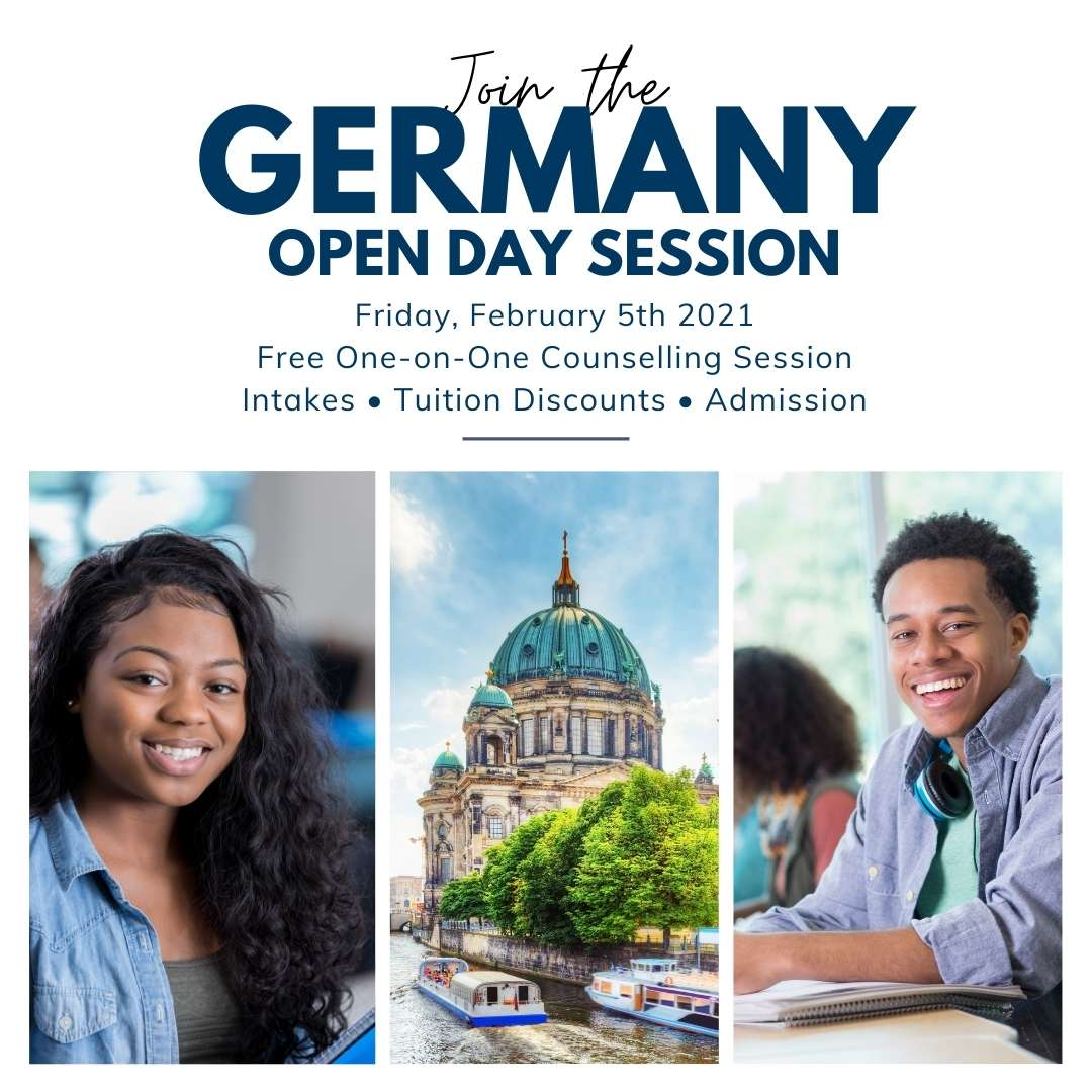 Germany Open Day