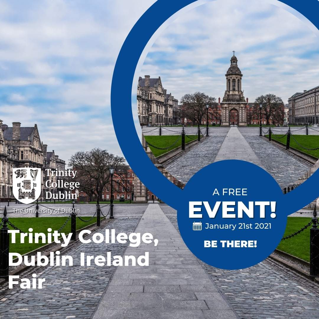 Trinity College Dublin Ireland Fair