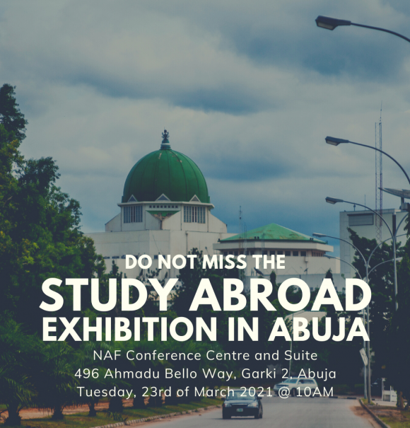 Abuja TGM Education Fair March 2021