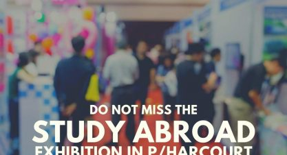 Study Abroad Exhibition in PortHarcourt