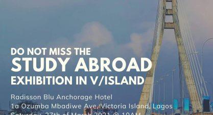 Study Abroad Fair in Victoria Island