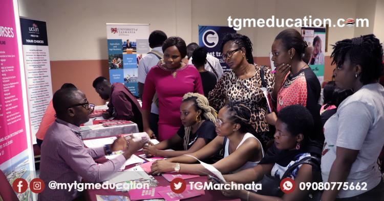 TGM Education Roadshow Highlight